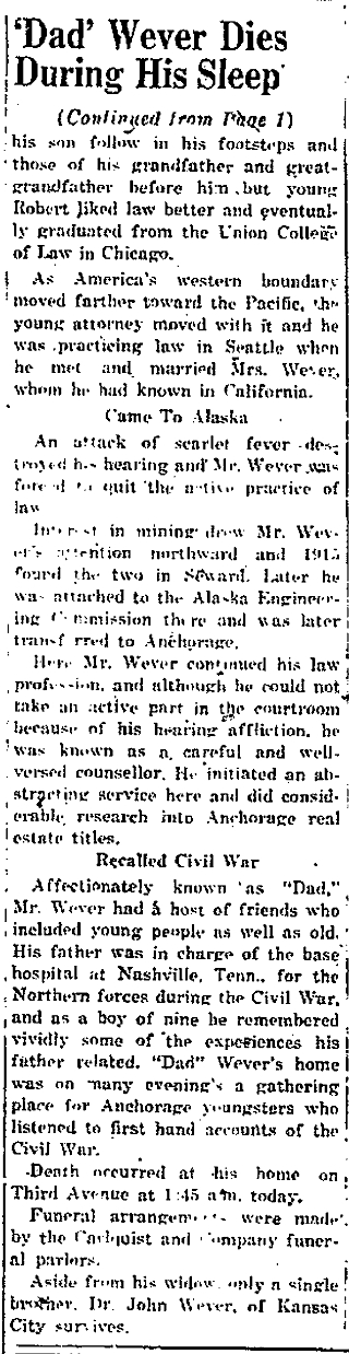 Anchorage Daily Times 2 March 1940, p. 5, c. 5