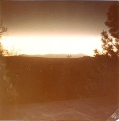 Mount St. Helens at Pullman, Washington, 18 May 1980